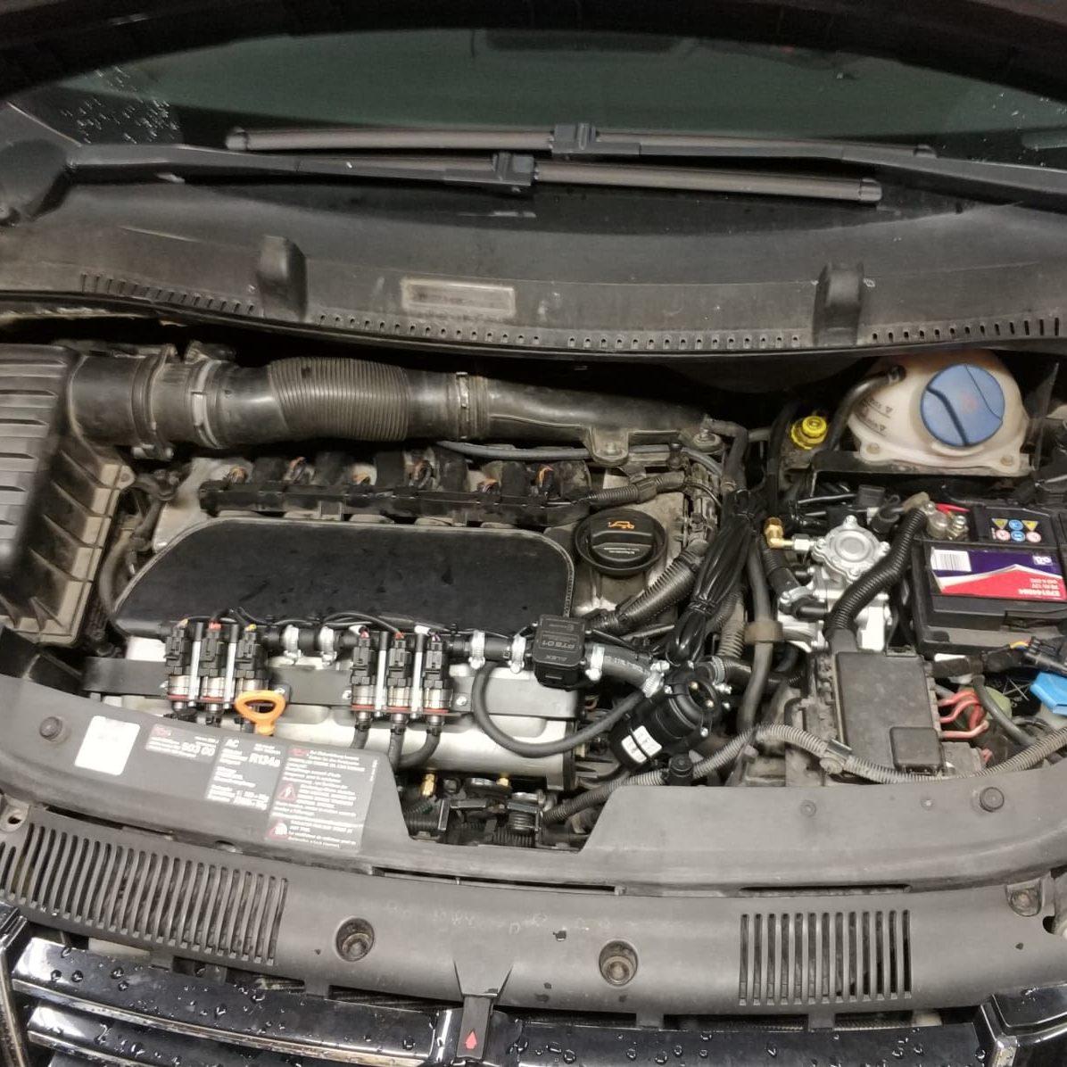Auto gaze